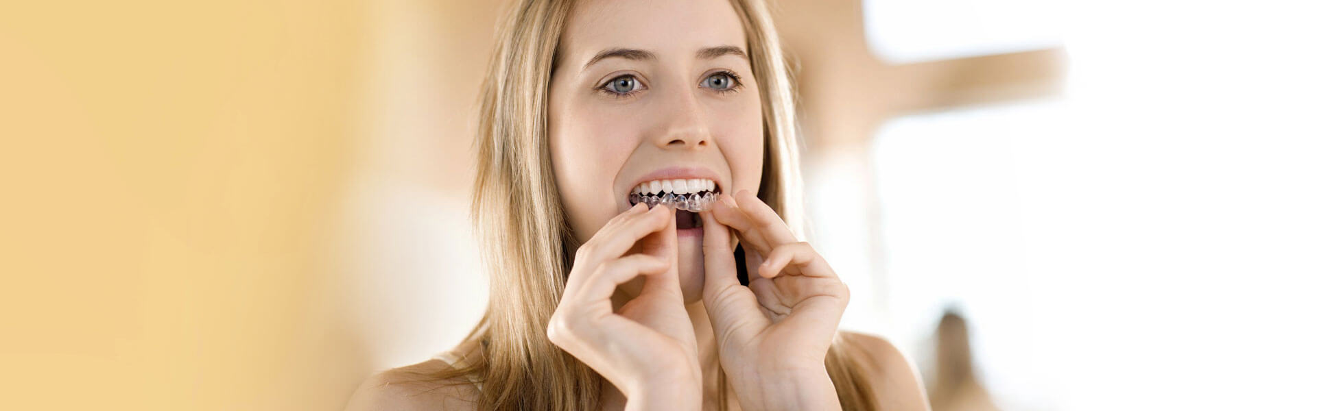 Invisalign® Clear Teeth Straightening